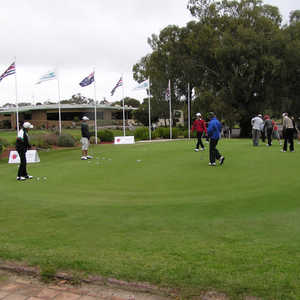 Tocumwal GC: Practice area