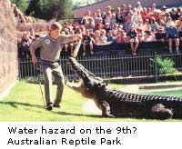 Australian Reptile Park