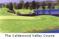 Calderwood Valley Golf Course