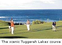 Tuggerah Lakes Golf Club