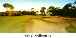Royal Melbourne's East and West courses